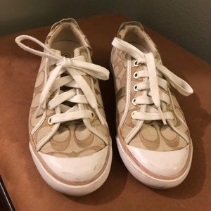 Coach Sneakers 5.5